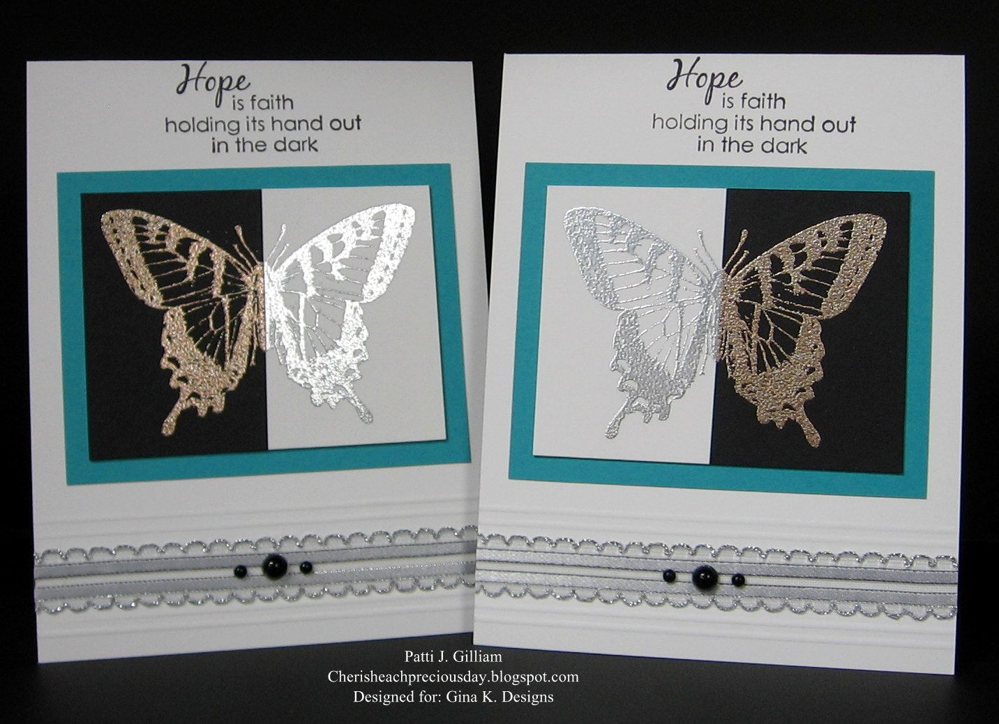 Gina K. Designs Stamps