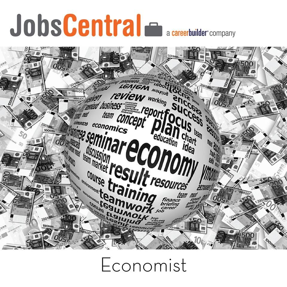 100glamorousjobs Jobs Career Economist By Jobscentral Careerbuilder Malaysia Economists Provide Specialist Advice B Career Builder Career How To Plan