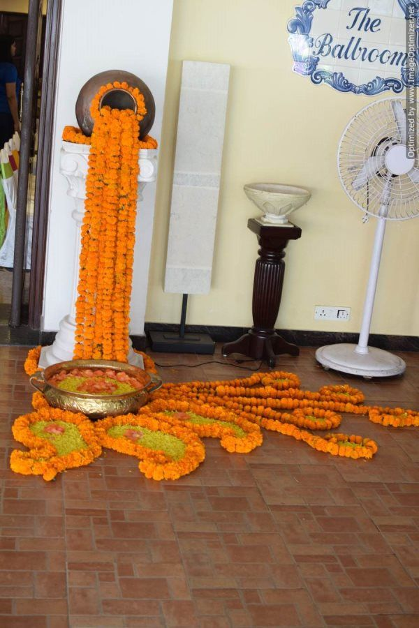 traditional rangoli for wedding Wedding Design Ideas by Amritaa