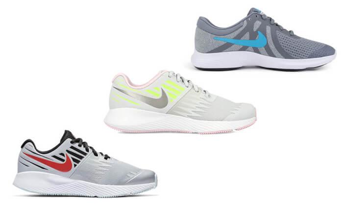 2 נעלי ריצה לנשים ונוער נייק Nike Sneakers Nike Nike Trainers Nike Free