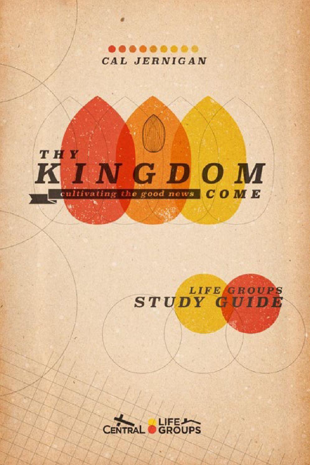 Thy Kingdom Come  MANUAL ACTIVIDADES