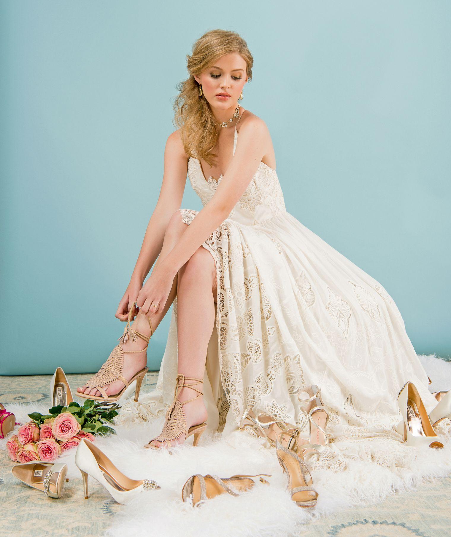 Wedding Fashion • Boho Wedding Style • Editorial Photography ...