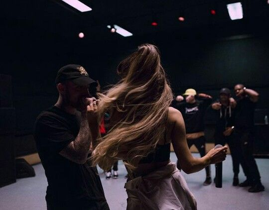 Ariana Grande And Mac Miller Kimilovee Thewife Please Don T