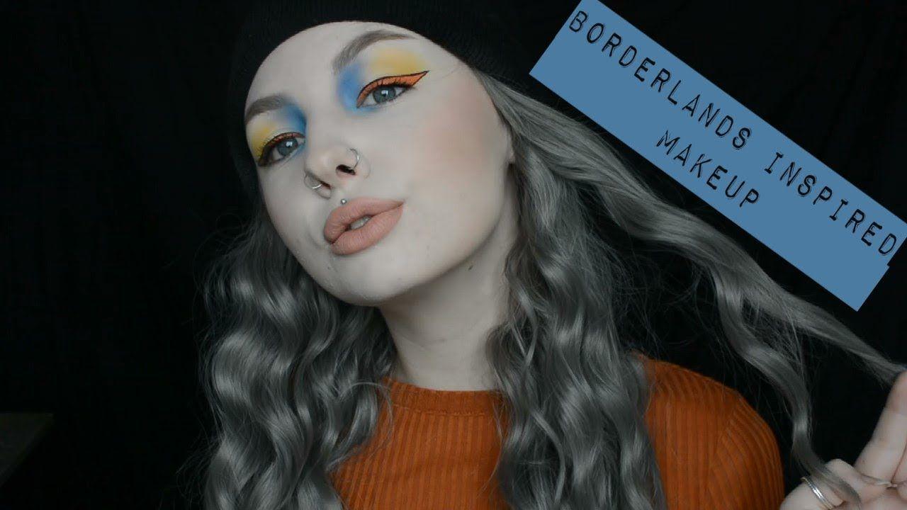 Borderlands handsome jack & psycho makeup tutorial | artistry.