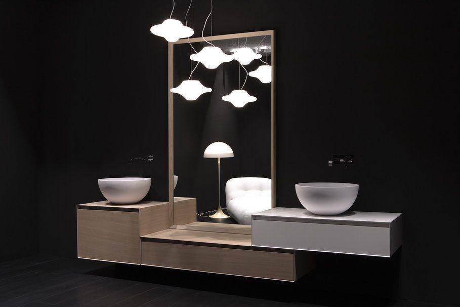 modèle luminaire suspension salle de bain | salle de bain en 2019 ...