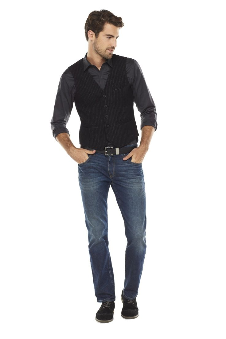 Dress It Up With A Vest Menswear Kohls Mens Clothing Styles Menswear Mens Suits