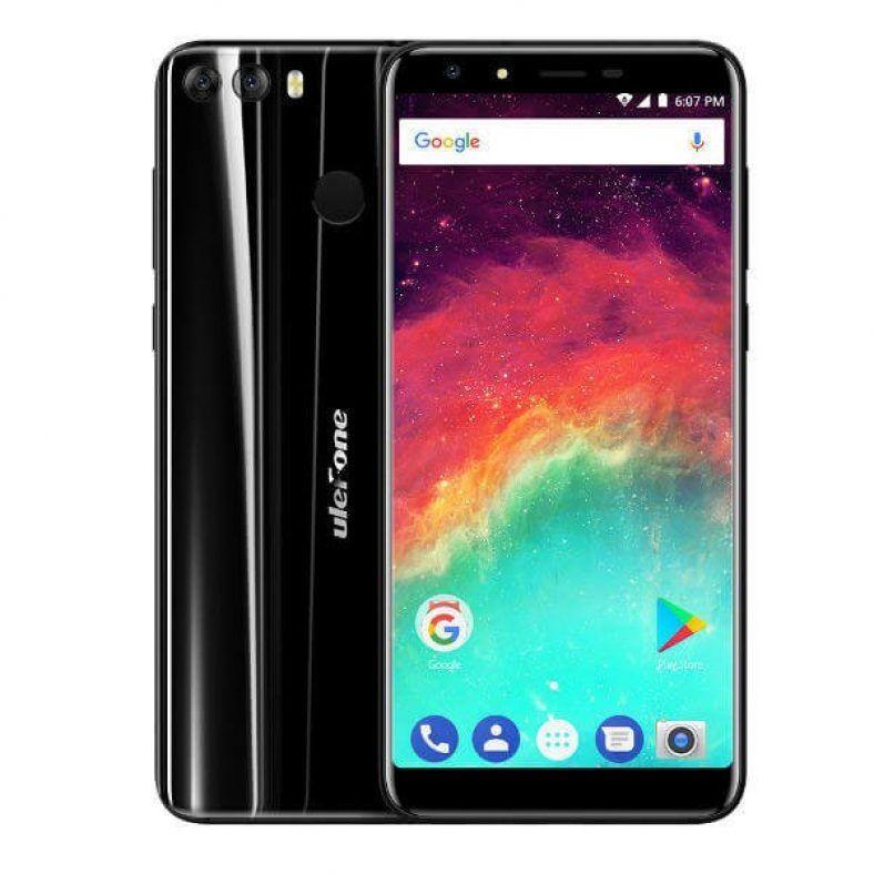 Ulefone MIX 2 5.7 inch All Screen 2GB RAM 16GB ROM MT6737 Quad core 4G Smartphone