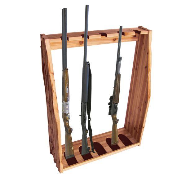 pin on vertical gun rack ideas