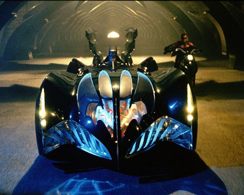 Batmobile Batman Robin 1997 In 2020 Batman And Robin 1997 Batman Robin Batmobile