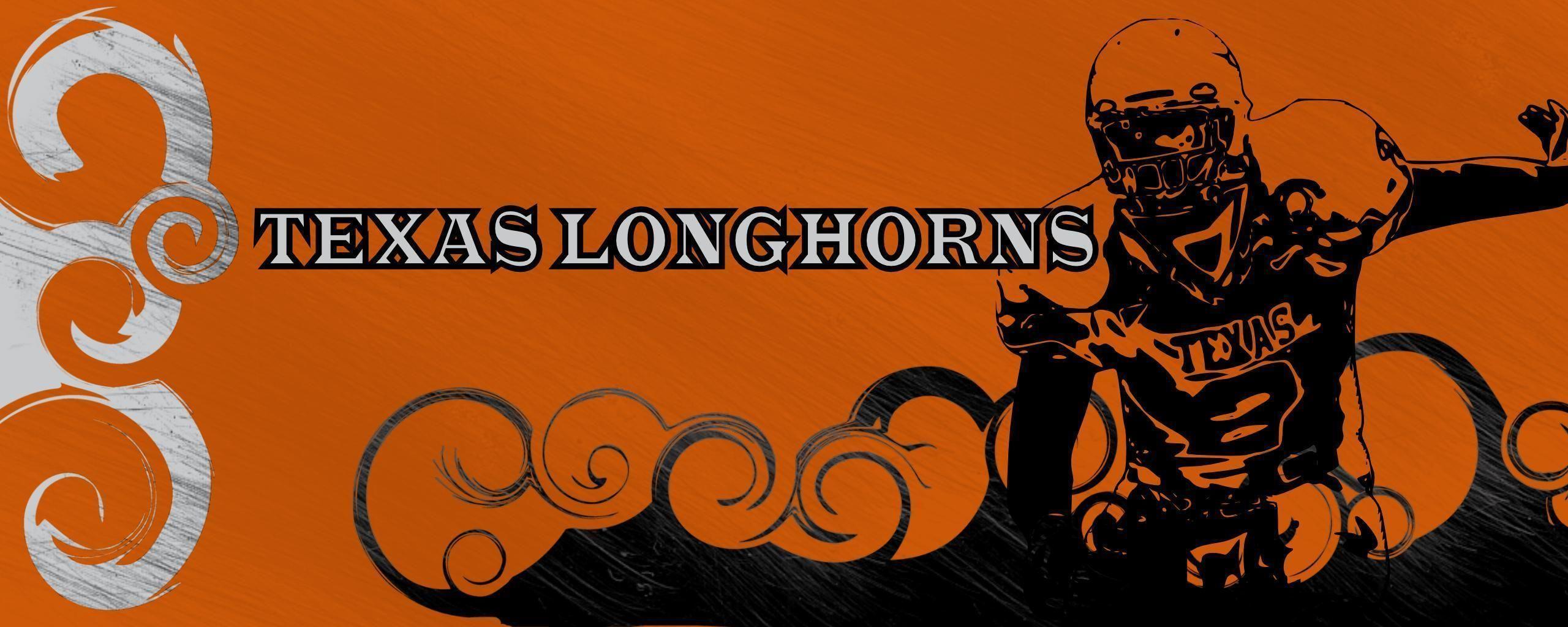 Texas Longhorns Logo Wallpapers 35 Wallpapers Wallpapers For Desktop Texas Longhorns Football Longhorns Football Longhorn