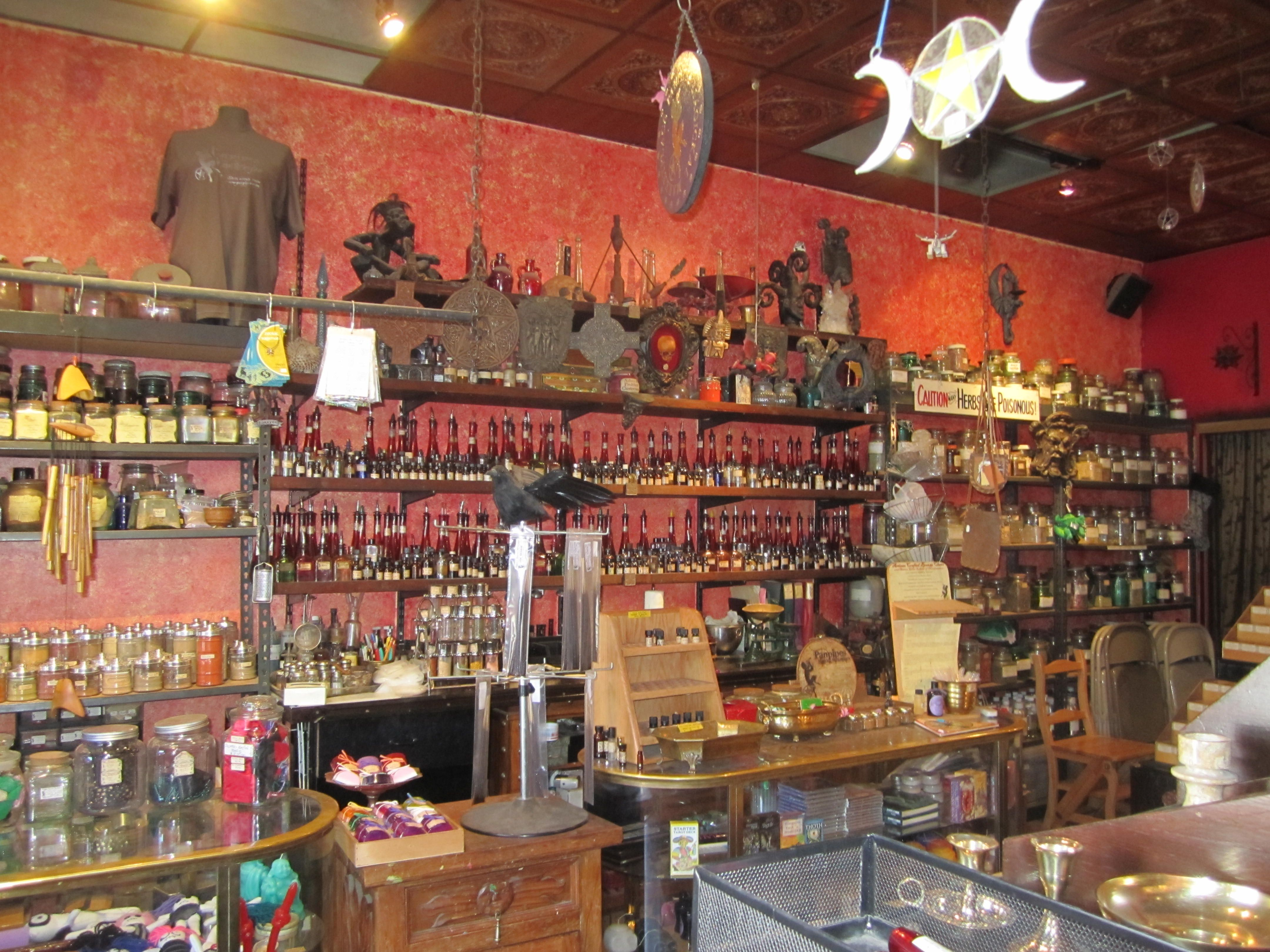 L A Is The Place To Be This Halloween Witch Store Metaphysical Store Witch Shop