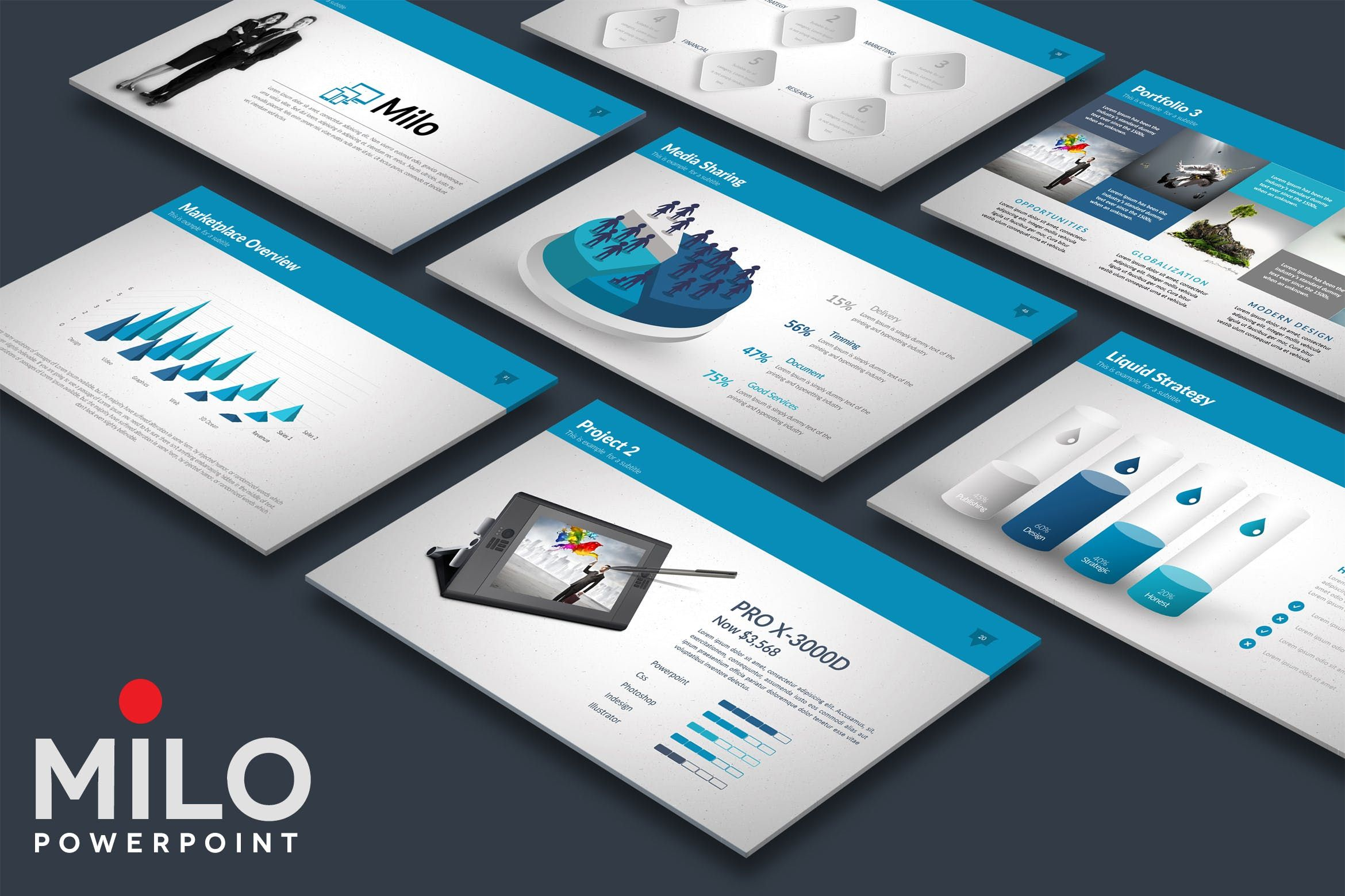 This Is 1 Of 1000s Of Beautiful Presentation Templates Ready To Use And Waiting For You To Download Now At Envato Elements Power Points