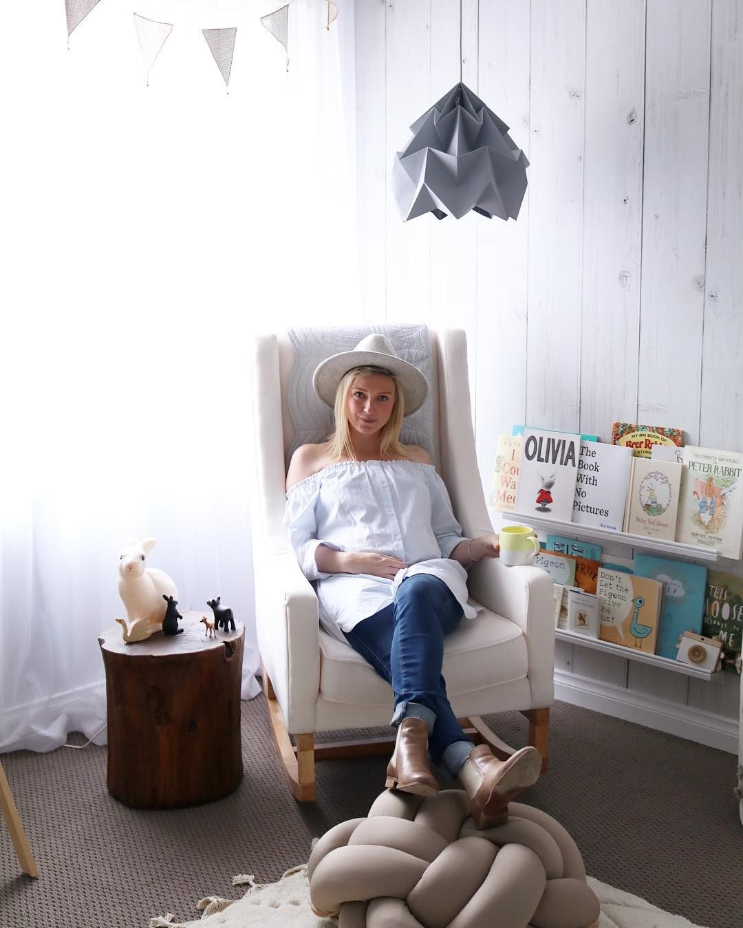 rocking chairs for nursery nz oversized chair the log styled by kyree meagher of miss loves shop now at www mocka co