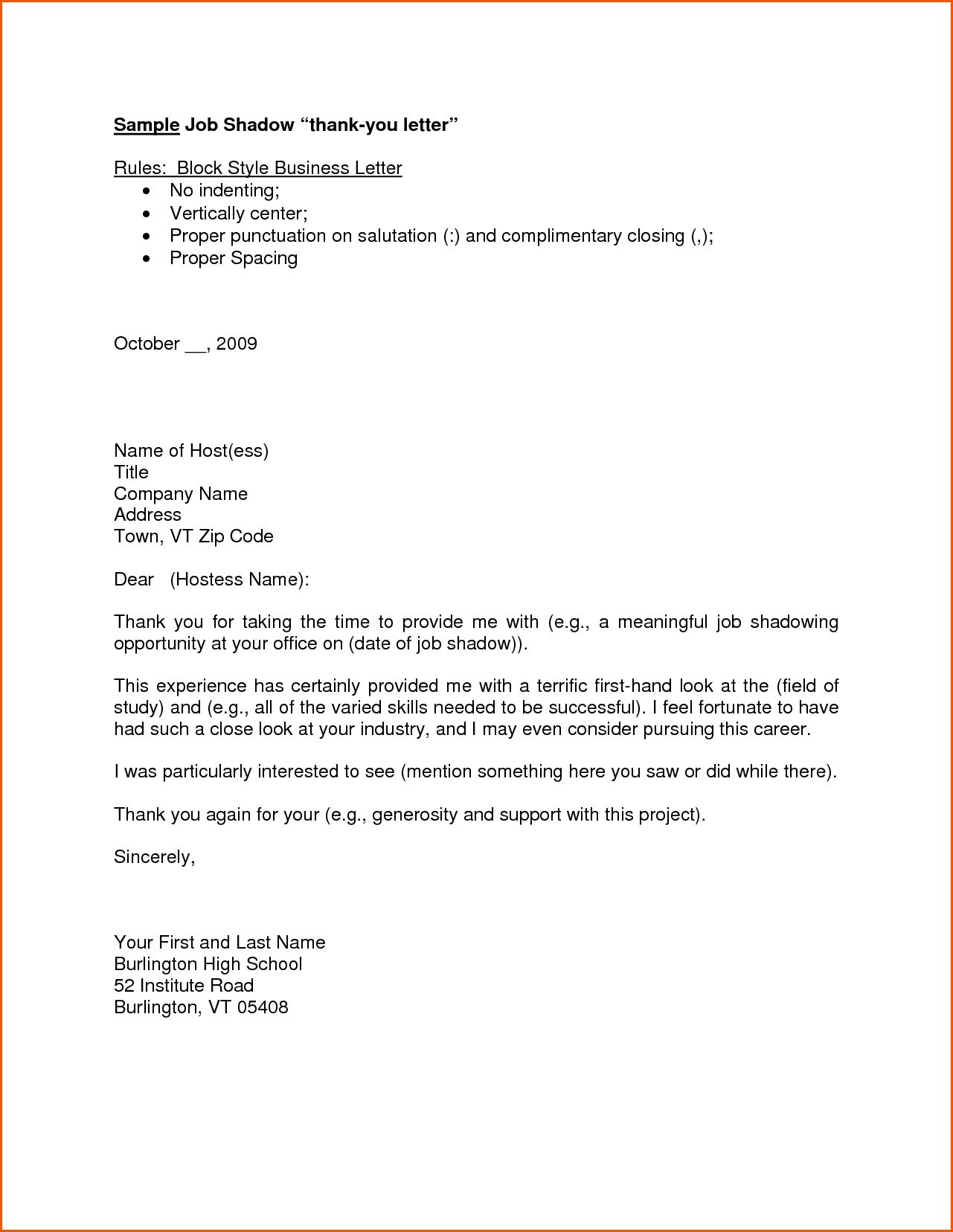 Business Letter Format Xerox Sample With Letters  Order