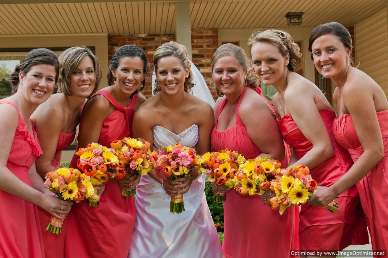 Bouquet help do you like this bouquet need advice show me yours today we has brought in a beautiful post of guava bridesmaid dresses i am here again to bring forth a fabulous collection of guava bridesmaid dresses ombrellifo Gallery