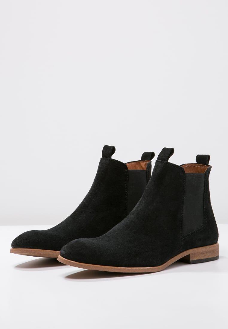 Zign Stiefelette preto | Männerschuhe