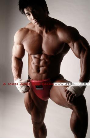 Park Jung Soo (박정수, Korean Bodybuilder) | Bodybuilder
