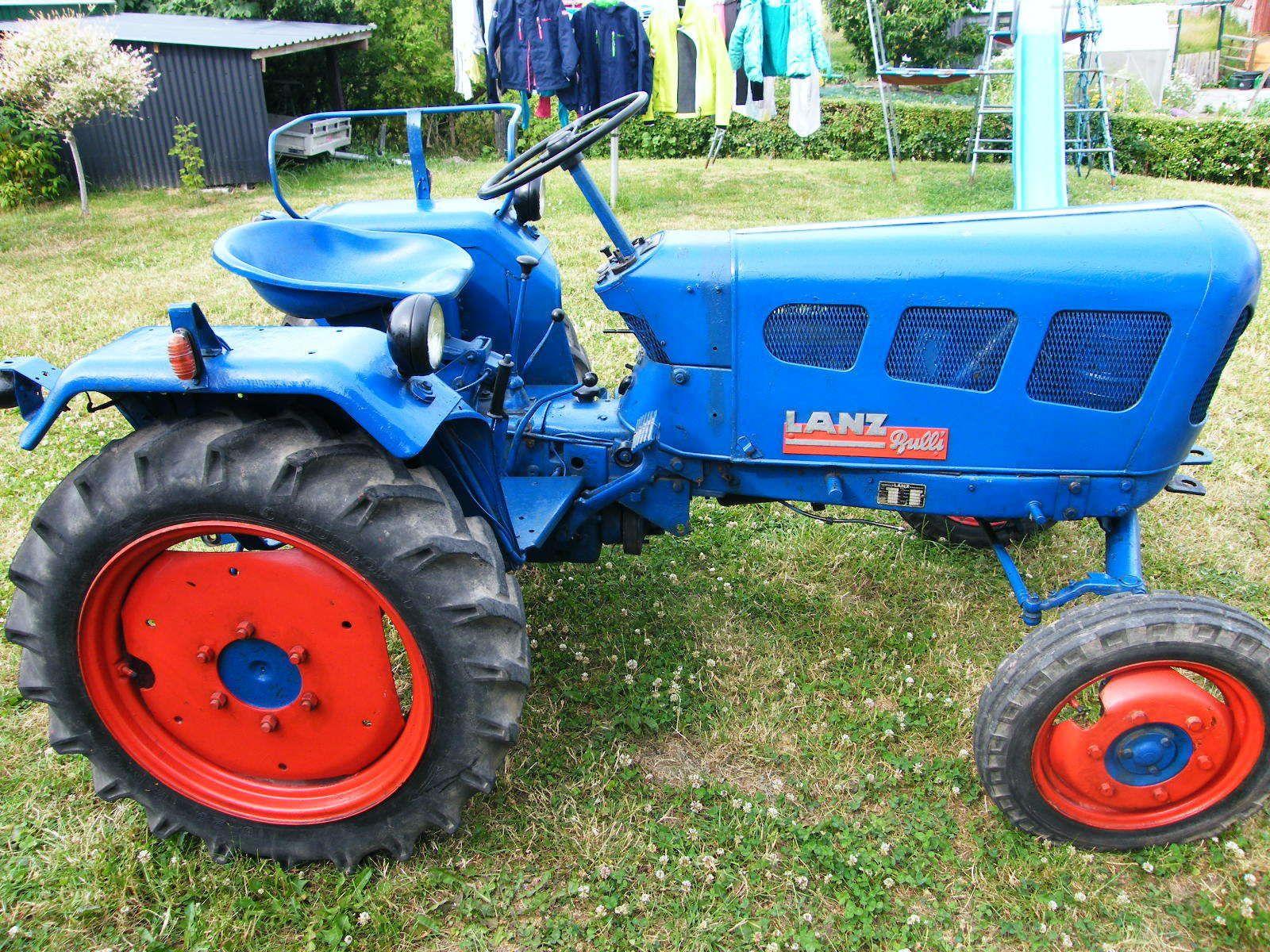 Lanz Bulldog Bulli 1106 Twn Motor Oldtimer Traktor Schlepper 1206 1306 Hydraulik Traktor Schlepper Oldtimer Traktoren Traktoren