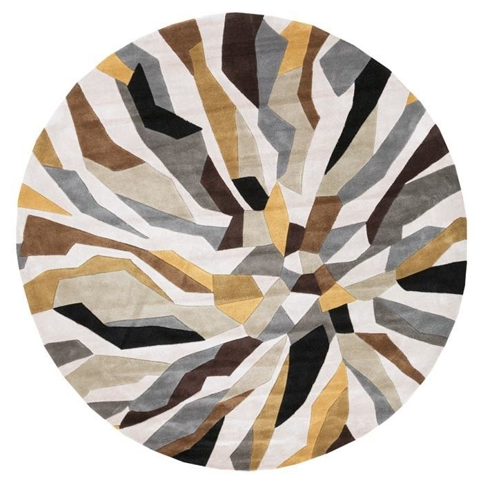 Artistic Stairs Canada: Clair Southwestern Gray Area Rug