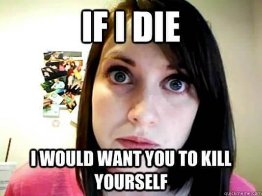 a2a5c8bfd36a88a7e42dd73715424f5c overly attached girlfriend is taylor swift memes pinterest,Overly Attached Girlfriend Meme Generator