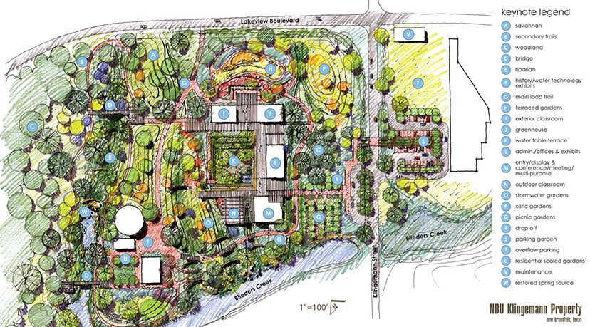 Landscape design drawings water sensitive google search for Landscape architect drawing