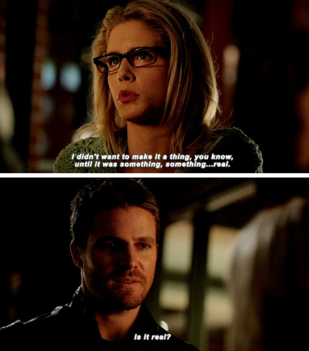#Arrow #Olicity #Season5 #5x05