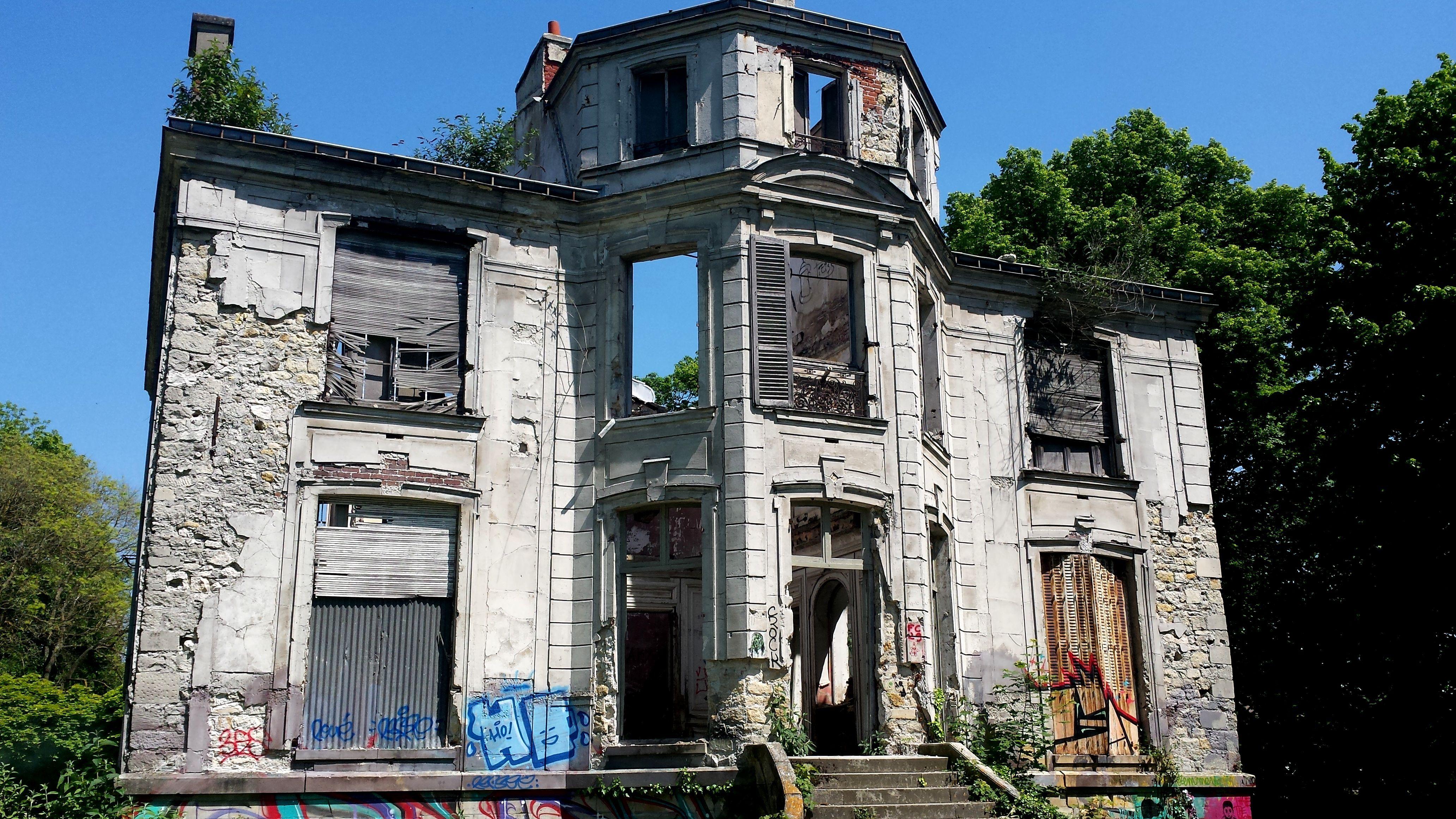 Goussainville Vieux Pays France Abandoned places