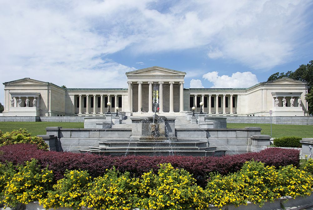 Albright-Knox Art Gallery, Buffalo, New York  www.albrightknox.org  Photograph by Tom Loonan