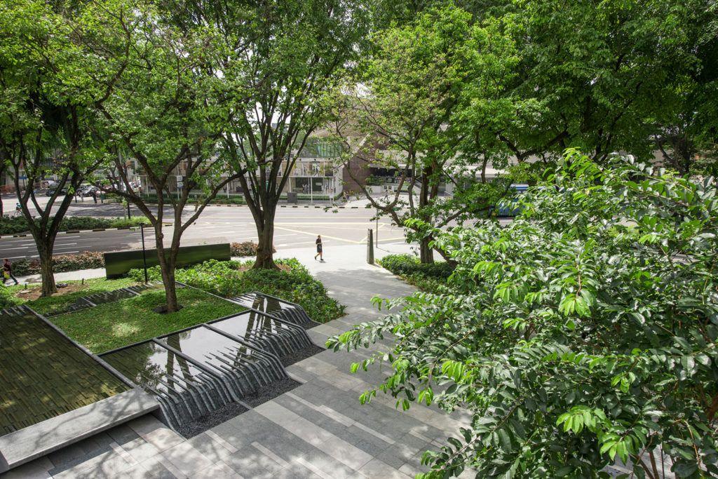 Tanjong Pagar Park Landezine International Landscape Award Lila Contemporary Landscape Design Landscape Landscape Design