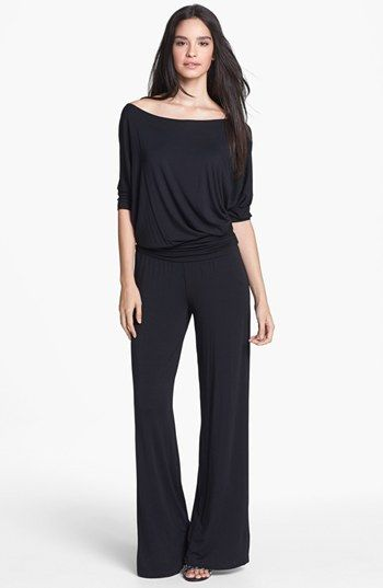 adf7a485fd91 Tart  Michelle  Blouson Jersey Jumpsuit available at  Nordstrom. Comfy  mommy outfit for the weekends