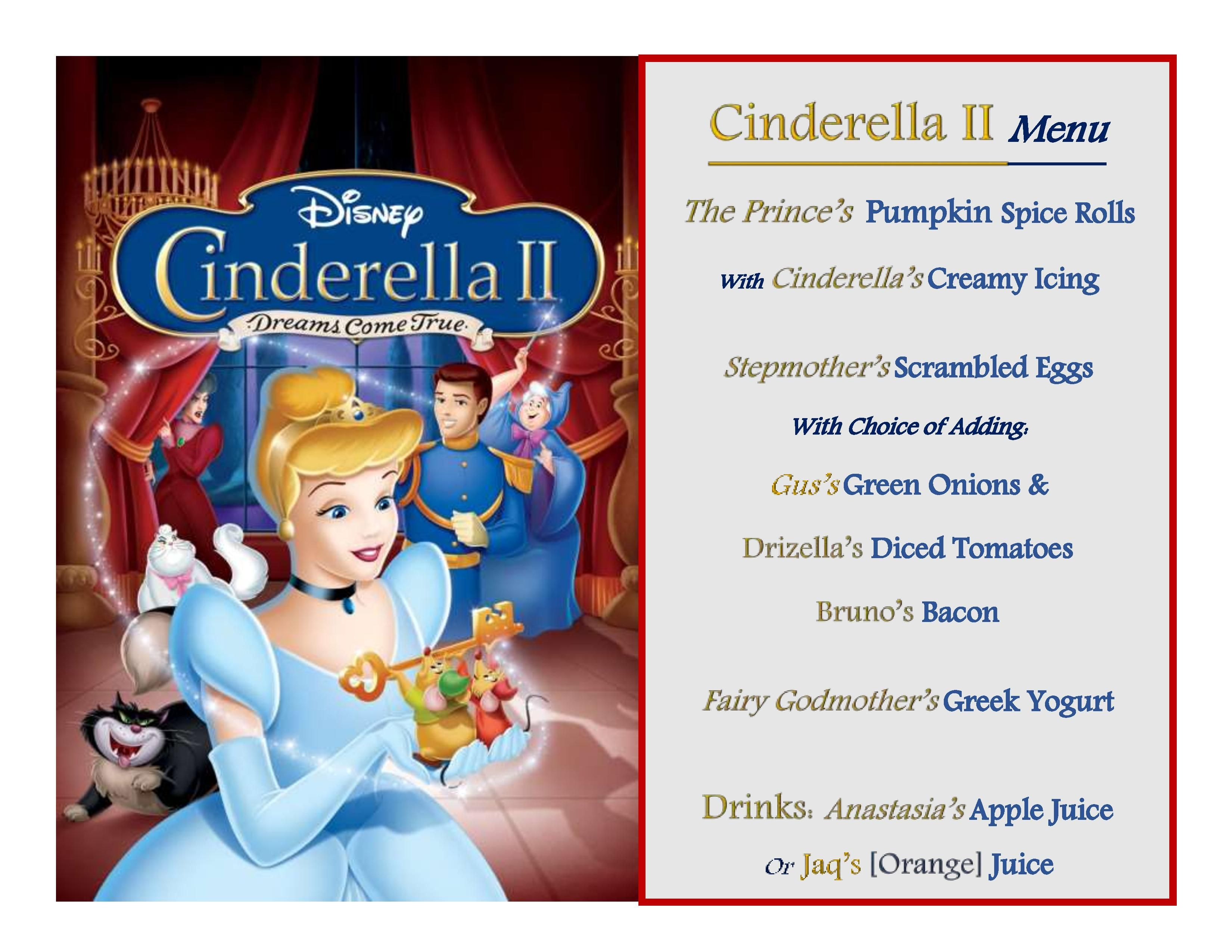 Tonies Disneys Cinderella