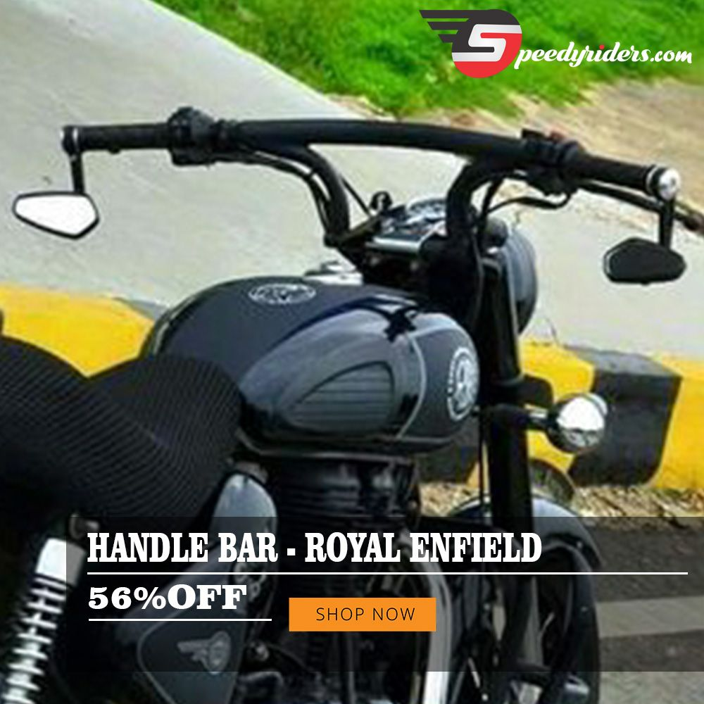 Shop Our Wide Selection Handle Bar For Royal Enfield At Reasonable ...