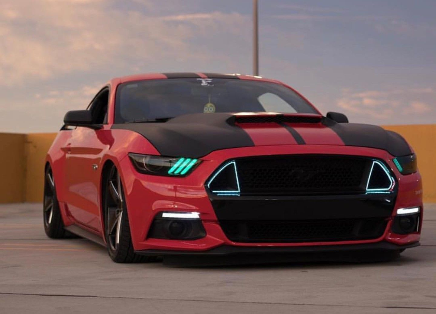 Pin Auf New Ford Mustang