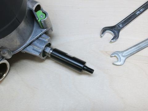 Rts 500 Cutter Adapter For Festool Domino Df 700 Festool Domino Metal Tools