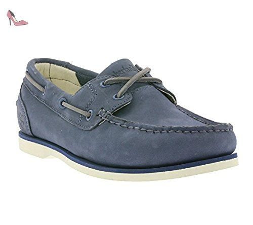 Classic Boat Lacets Chaussures A14dp Unlined À Timberland Femmes dwURxdF