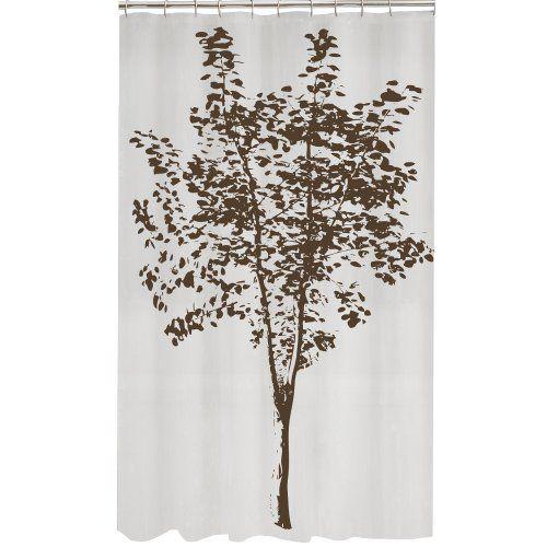 Maytex Arbor PEVA Shower Curtain Set