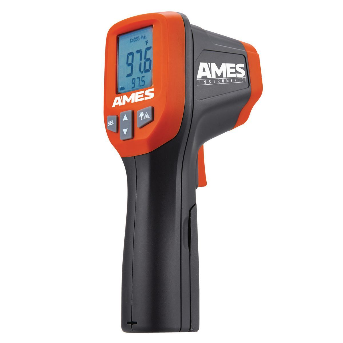 how to reset infrared thermometer ck-t1503
