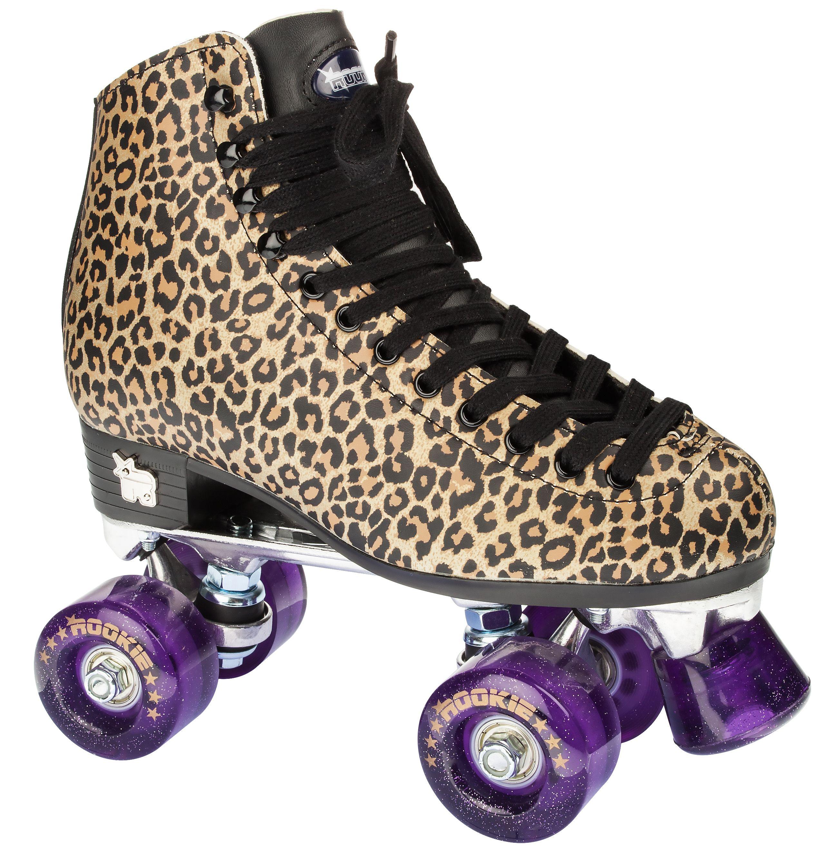 Rookie Classic Gold Leopard Converse High Top Sneaker Converse Chuck Taylor High Top Sneaker Classic Gold
