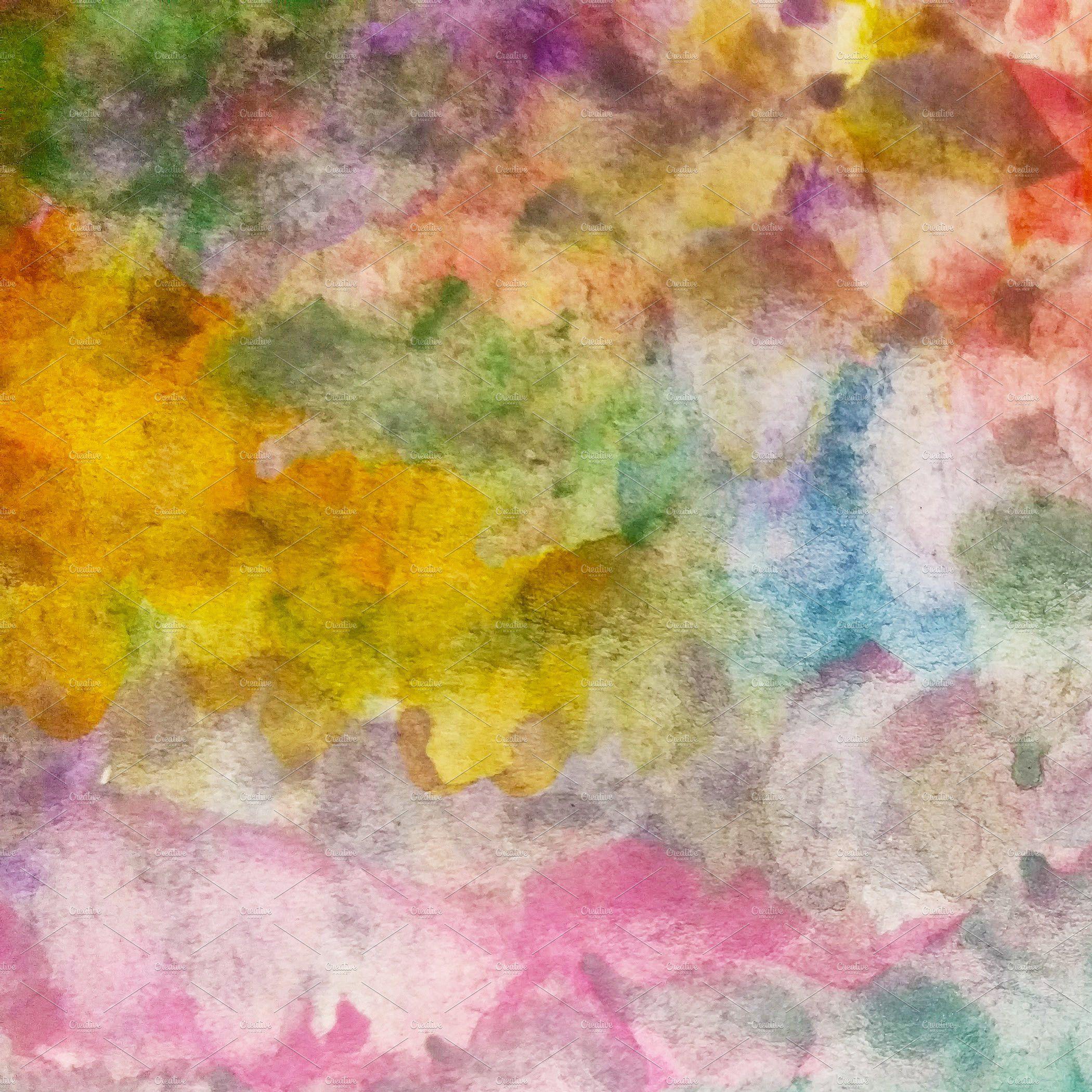 Watercolor Illustrator Art Brushes Art Brushes Art