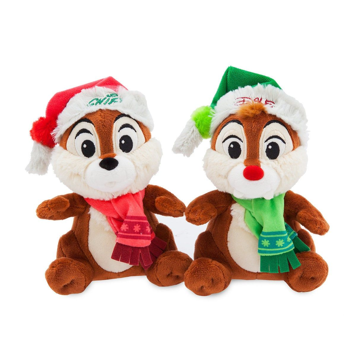 Product Image Of Chip N Dale Nordic Winter Plush Set Small 1