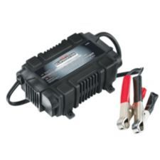Motomaster Battery Charger Ideal for charging small batteries and