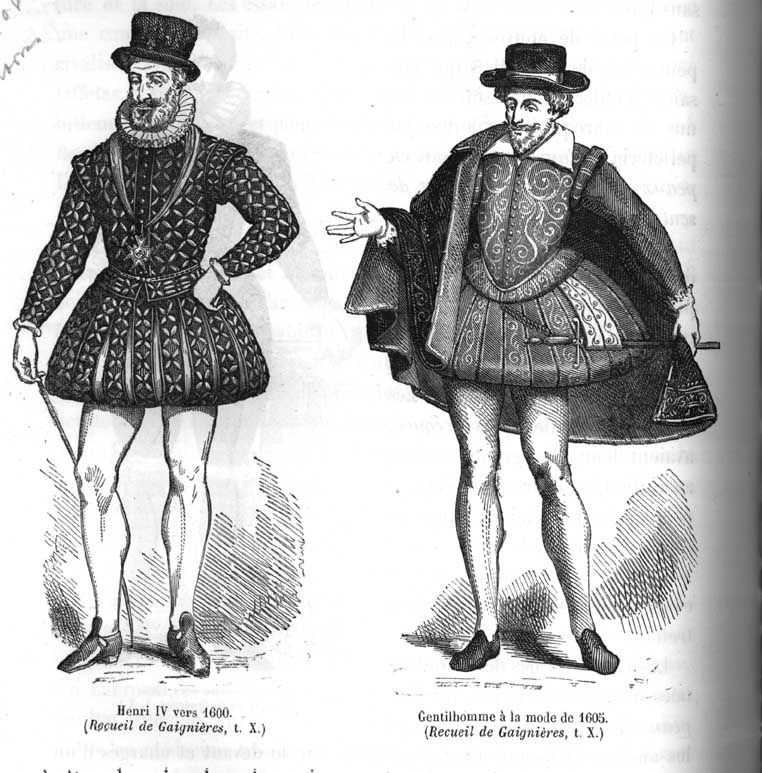 Image result for male fashion germany 1600s