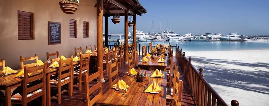 Jumeirah Beach Hotel Restaurants And Bars Jumeirah