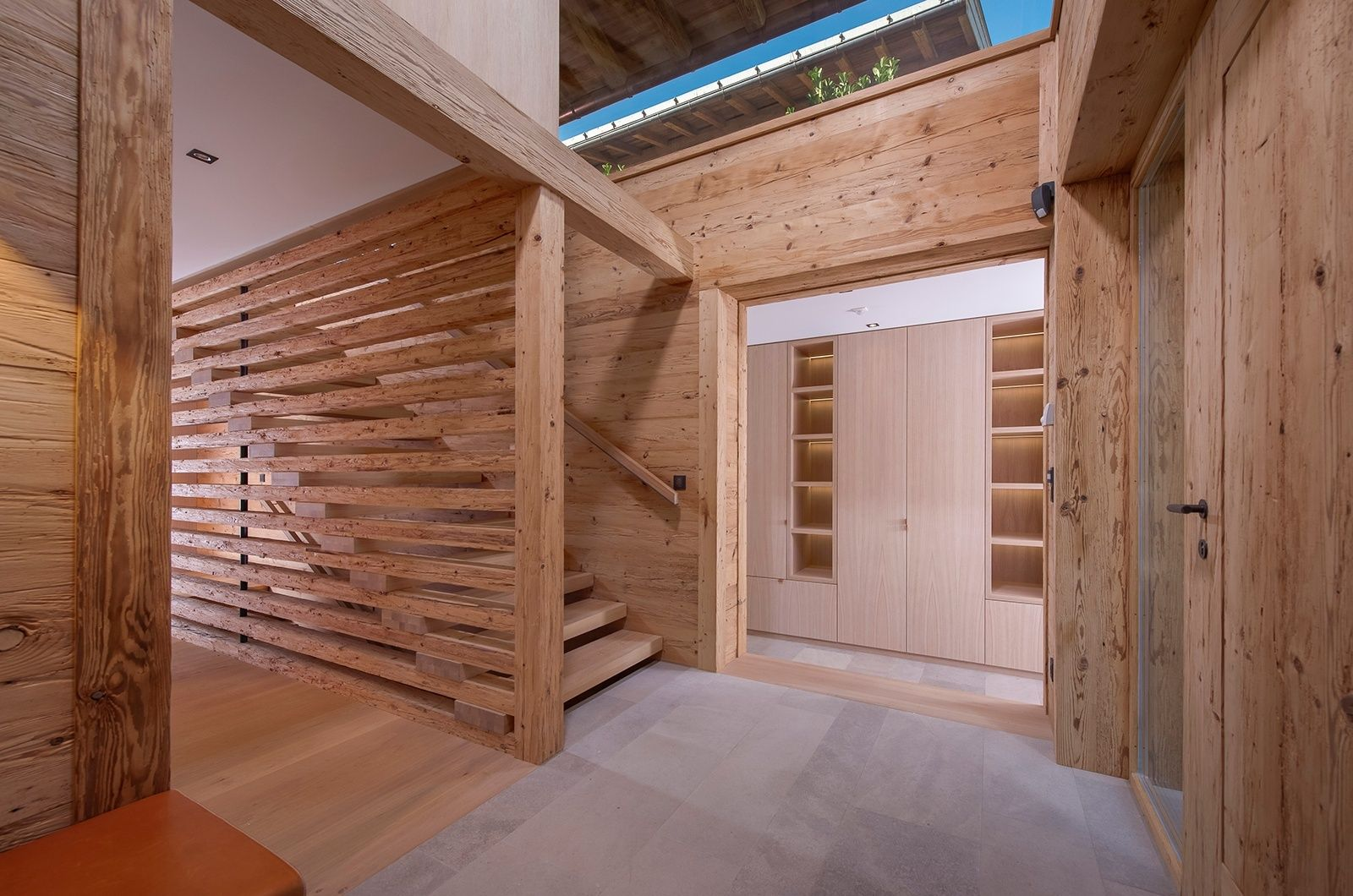 Designer chalet the twins einrichtung alpin style for Wohnraum einrichten