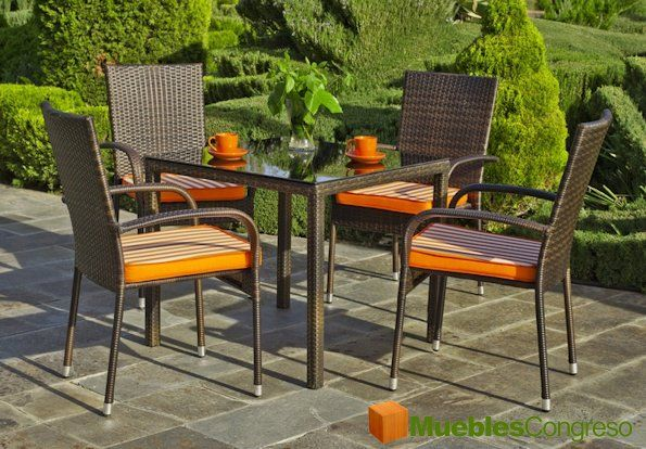 mesas-sillas-hosteleria-gran-canaria-ratan-sintetico | ROTAN ...