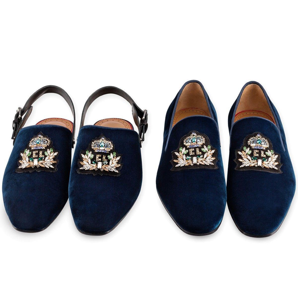 8daa1fc9908 Shoes - Logo Dandelion Flat - Christian Louboutin   Loafers/Slippers ...