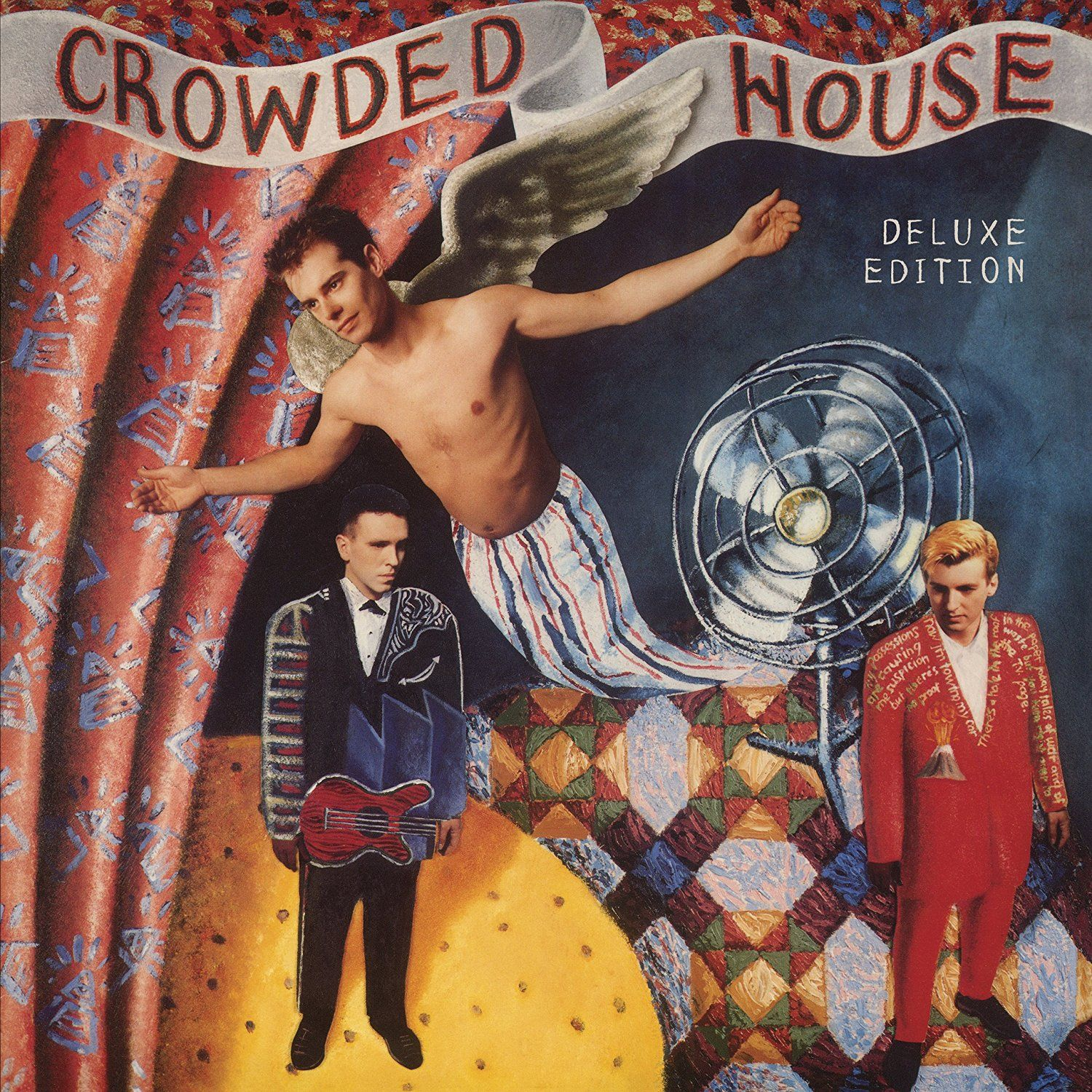 Crowded House 2CD Deluxe Crowded House Amazon Music