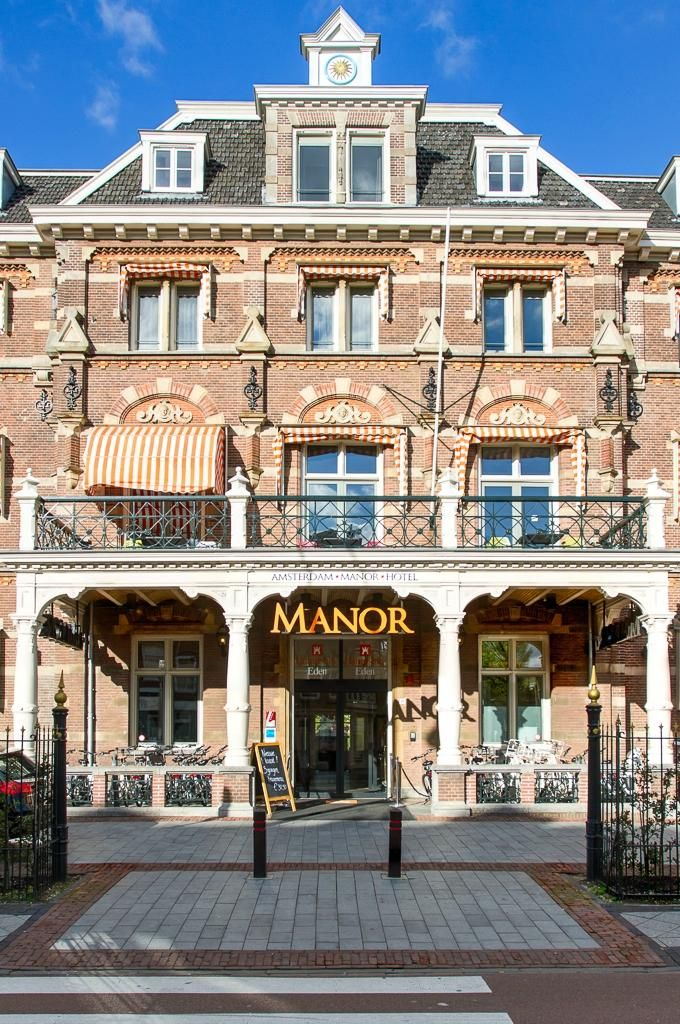Hampshire Hotel The Manor Amsterdam Good Reviews