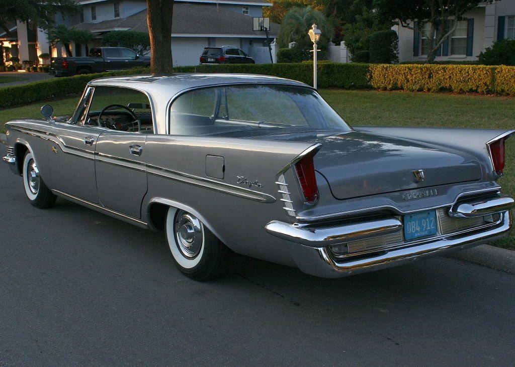 1959 Chrysler Windsor Golden Lion | CLASSIC CARS | Pinterest ...