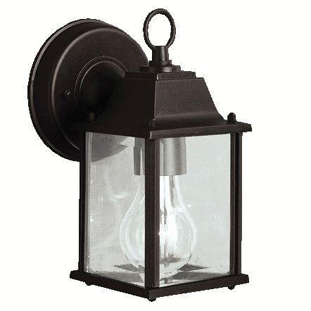 Barrie 1 Light Outdoor Wall Lantern